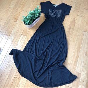 WILDFOX Piper maxi dress